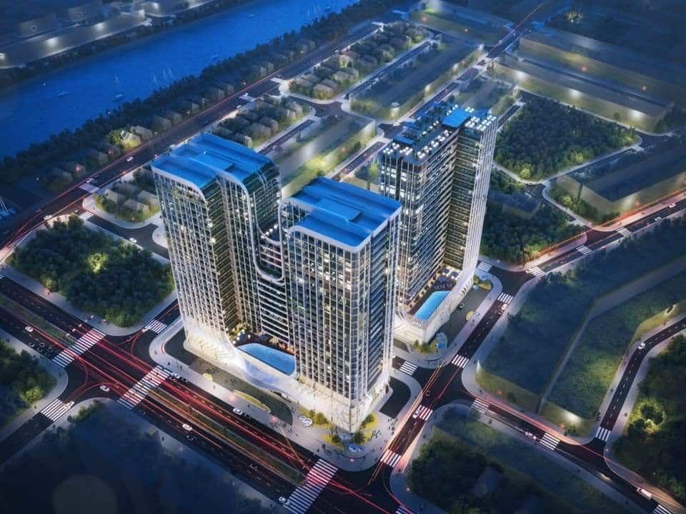 Khu Chung cư cao cấp Regal One Complex Da Nang