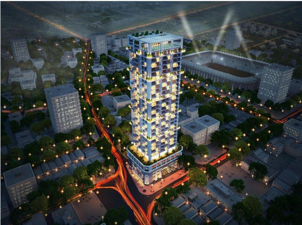 Cung ứng và thi công Cáp dự ứng lực dự án tòa nhà hỗn hợp Thái Nguyên Tower
