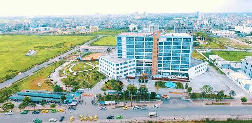 """Nhà số 1 thuộc dự án """"Bệnh viện Nhi Thái Bình"""""""