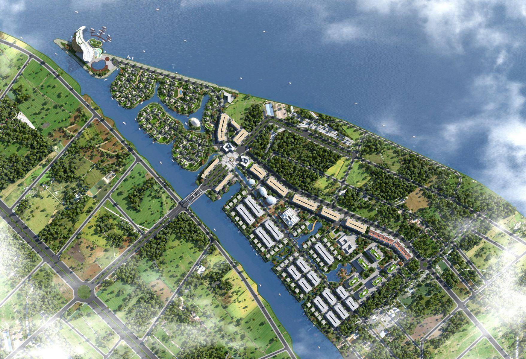 Tư vấn thẩm tra thiết kế cơ sở và thiết kế kỹ thuật Dự Án Khu đô thị mới Cồn Khương, Cần Thơ