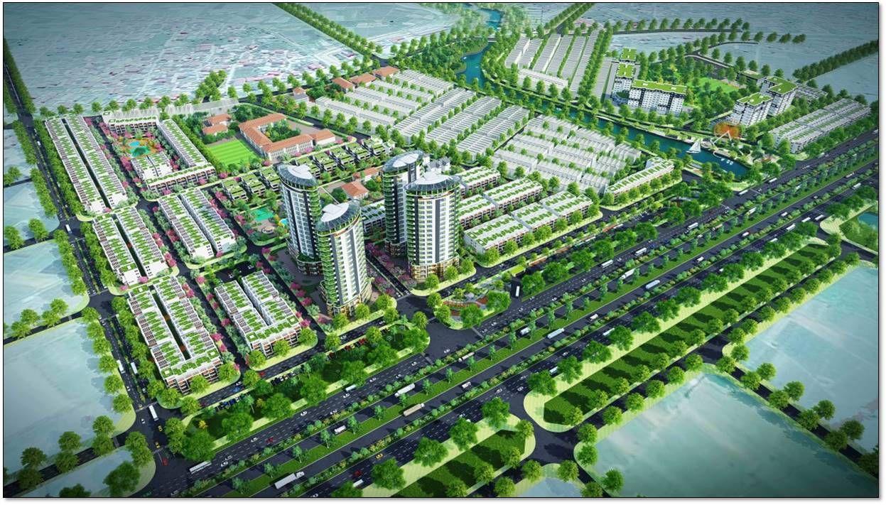 Thẩm tra hồ sơ thiết kế bản vẽ thi công và dự toán công trình Nhà ở liền kề - Biệt thự thuộc dự án Khu đô thị mới CEO Mê Linh
