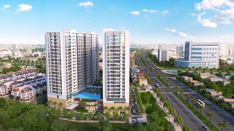 Tư vấn giám sát thi công xây dựng công trình phần shophouse, hạ tầng kỹ thuật dự án Diamond park Lạng Sơn