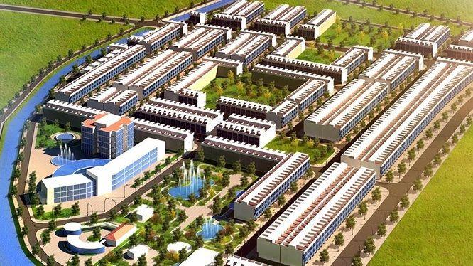 Tư vấn thẩm tra báo cáo nghiên cứu khả thi, thiết kế bản vẽ thi công, dự toán công trình khu nhà ở Cao Ngạn, Thái Nguyên